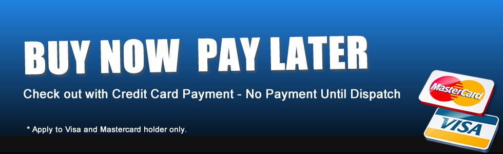 Buy Now pay later promotion
